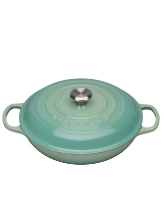 Signature Shallow Casserole 30cm/3.2l Cool Mint
