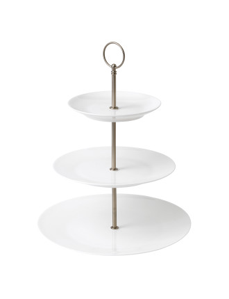 Modern Classic 3 Tier Cake Stand