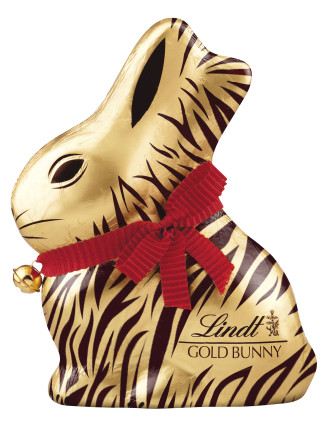 Limited Edition Gold Bunny 500g