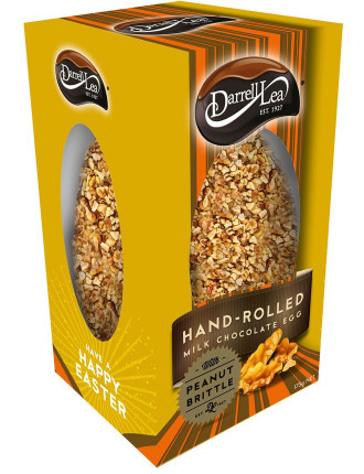 Peanut Brittle Hand Rolled Egg 175g