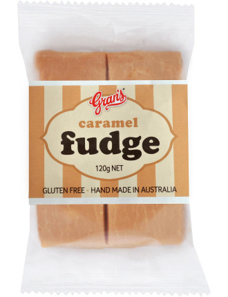 Caramel Fudge 120g