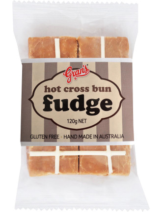 Hot Cross Bun Fudge 120g