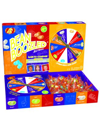 Jelly Belly Beanboozled Jumbo Spinner 357g