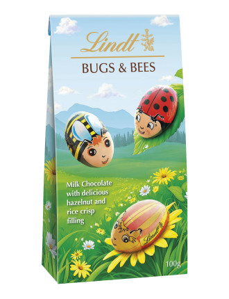 Bugs and Bees Pouch Bag 100g