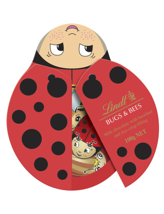 Lady Beetle Swing Box 100g
