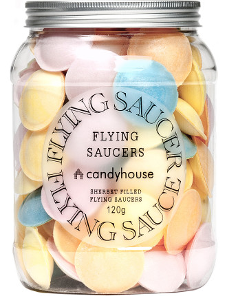 Flying Saucers Jar 115g