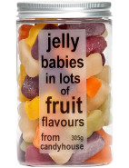 Jelly Babies Jar 305g $12.95