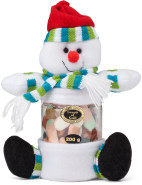 Snowman Lolly Jar 200g $2.98
