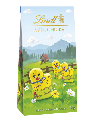 Mini Chicks Pouch Bag 80g