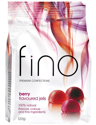 Fino Berry Jells 120g