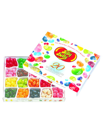 20 Individual Flavours Jelly beans Gift Box 250g