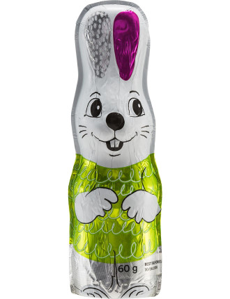 DJFO BELGIAN FOILED BUNNY 60G
