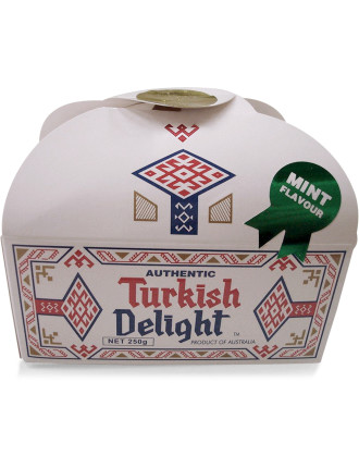 Turkish Delight Mint Flavour 250g