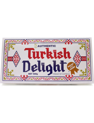 Turkish Delight Hazelnut with Coconut 500g