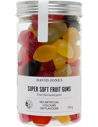 Djfo Super Soft Fruit Gums 350g
