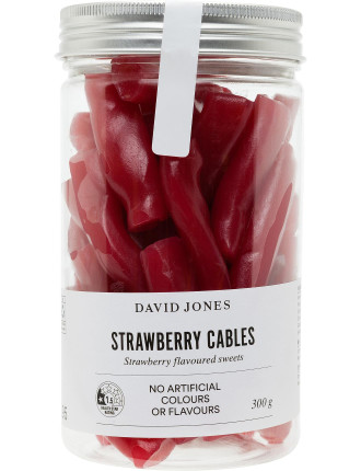 Djfo Strawbery Cables 300g