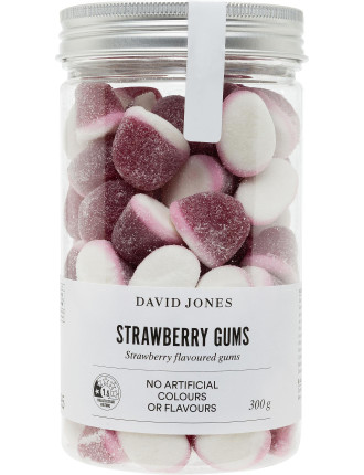 Djfo Strawberry Gums 300g