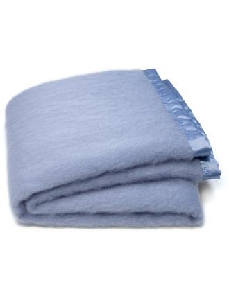 Mohair Blanket Queen