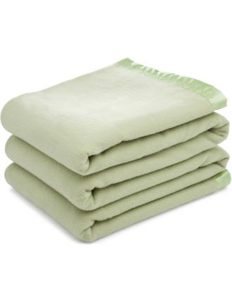 Supersoft Merino Single Bed Blanket