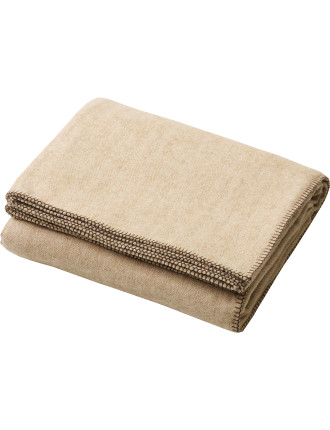 Alpaca King Bed Blanket