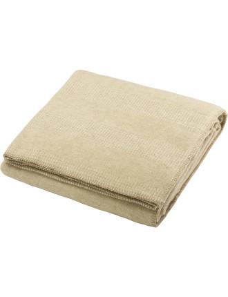 Alpaca Queen Bed Blanket