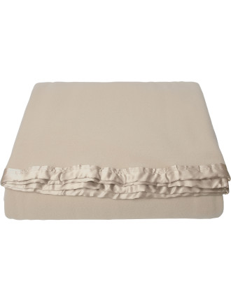 Merino Wool King Single Bed Blanket