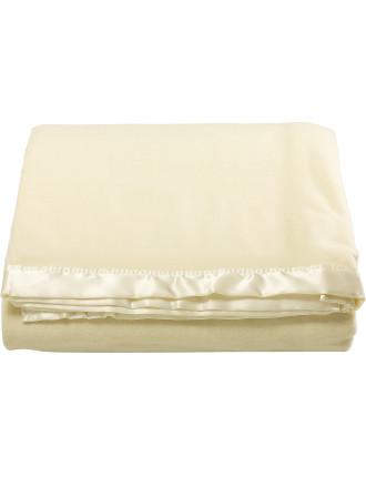 Merino Wool Queen Bed Blanket