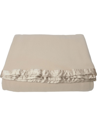 Merino Wool Double Bed Blanket