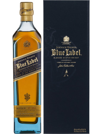 Blue Label Scotch Whisky