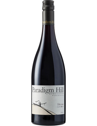 Col's Block Shiraz