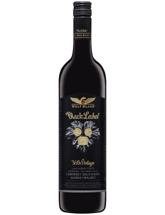 Black Label Cabernet Shiraz Malbec in Gift Box