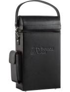 Estate Chardonnay & Syrah Gift Pack with Leather Carrier Bag $154.95