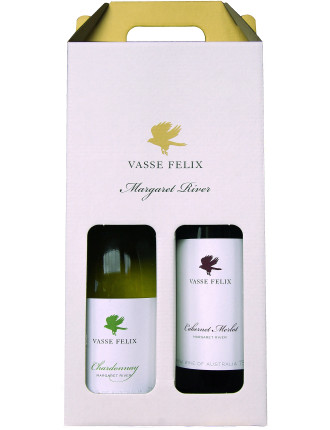 Chardonnay & Cabernet Merlot Twin Gift Pack