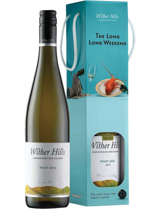 Wither Hills Pinot Gris 'The Long Long Weekend'