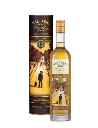 Hellyers Road 12yo Single Malt Whisky