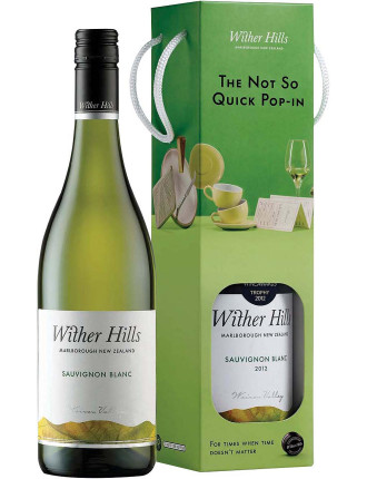 Wither Hills Sauvignon Blanc 'The Not So Quick Pop-In'