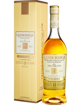 Nectar D'Or Highland Single Malt Scotch Whisky