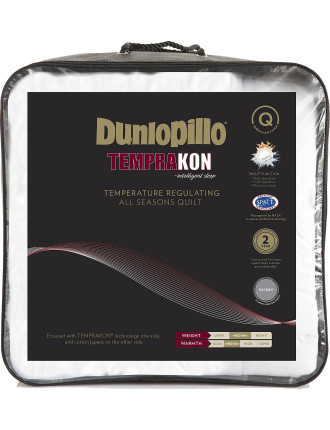 Dunlopillo Temprakon Intelligent Sleep Quilt King