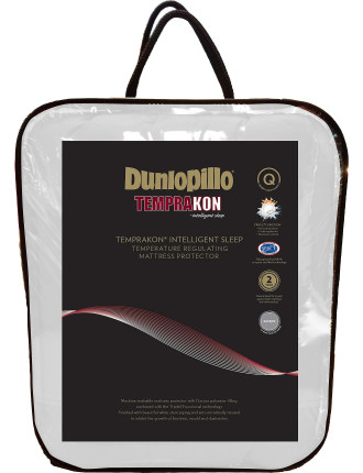 Dunlopillo Temprakon Regulating Mattress Protector King