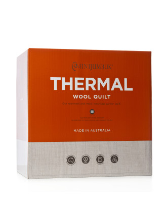 Thermal Quilt Single