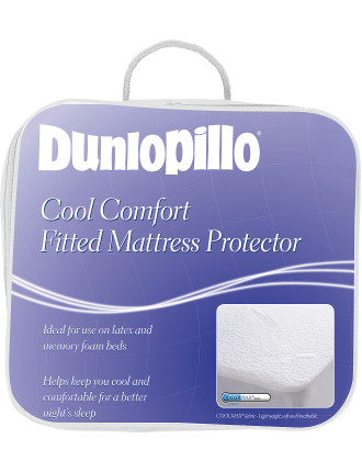 Coolmax Mattress Protector Queen