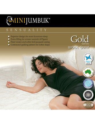 Sensuality Super King Bed Quilt