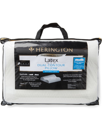 Countour Latex Pillow Standard