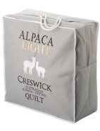 Light Alpaca Super King Bed Quilt $499.00