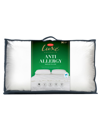 Anti Allergy Medium Pillow