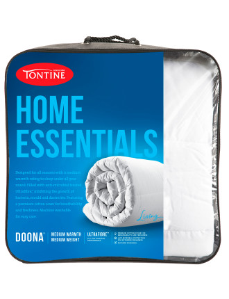 Tontine Living All Seasons Single Bed Quilt
