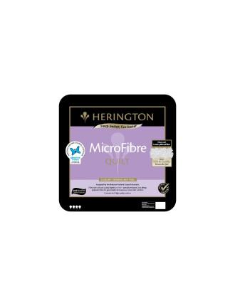 Microfibre Low Allergy Quilt Queen