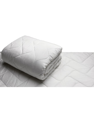 Wool Wash & Loft Single Bed Mattress Protector