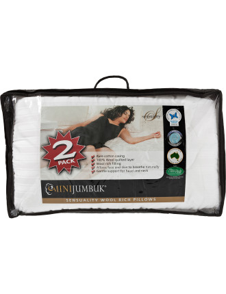 Twin Pack Sensuality Pillow