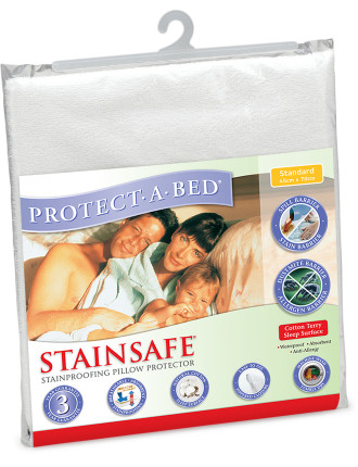 Stain Safe Pillow Protector